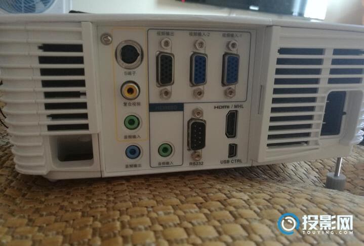 买回来办公用,自己先爽了:宏碁H6510BD投影仪体验