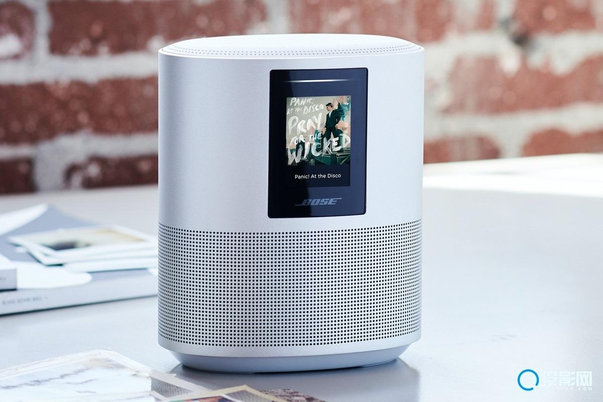 Bose Home Speaker 500带屏智能音箱