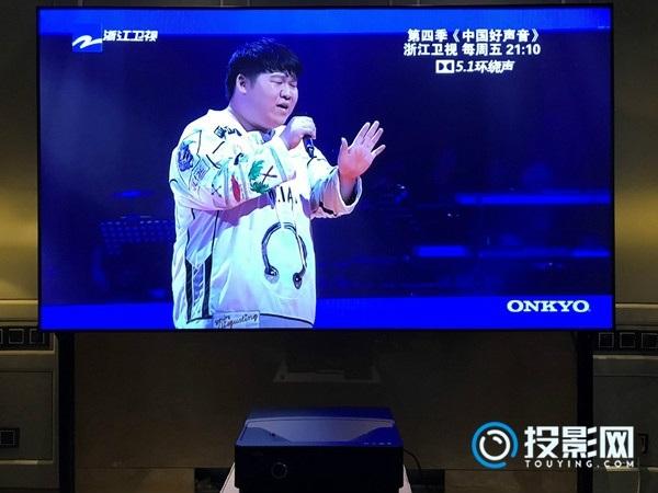 艾洛维V5新品激光电视首发 配置高端!