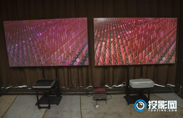 万元4K激光电视背后,极米秀出了肌肉和抱负