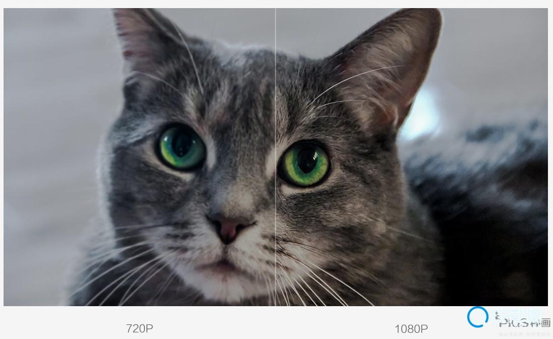 投影机1080P和720P到底有多大的差别?