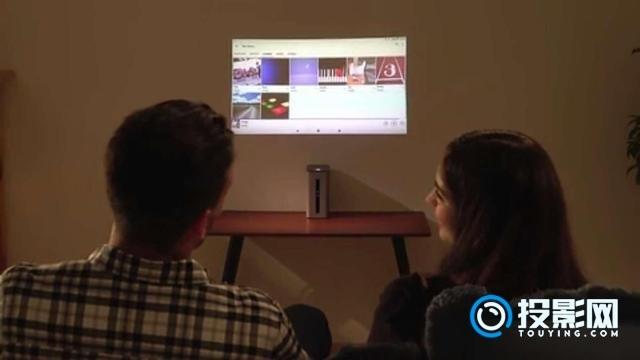 任意表面都能当成触摸屏 索尼Xperia Touch投影仪评测