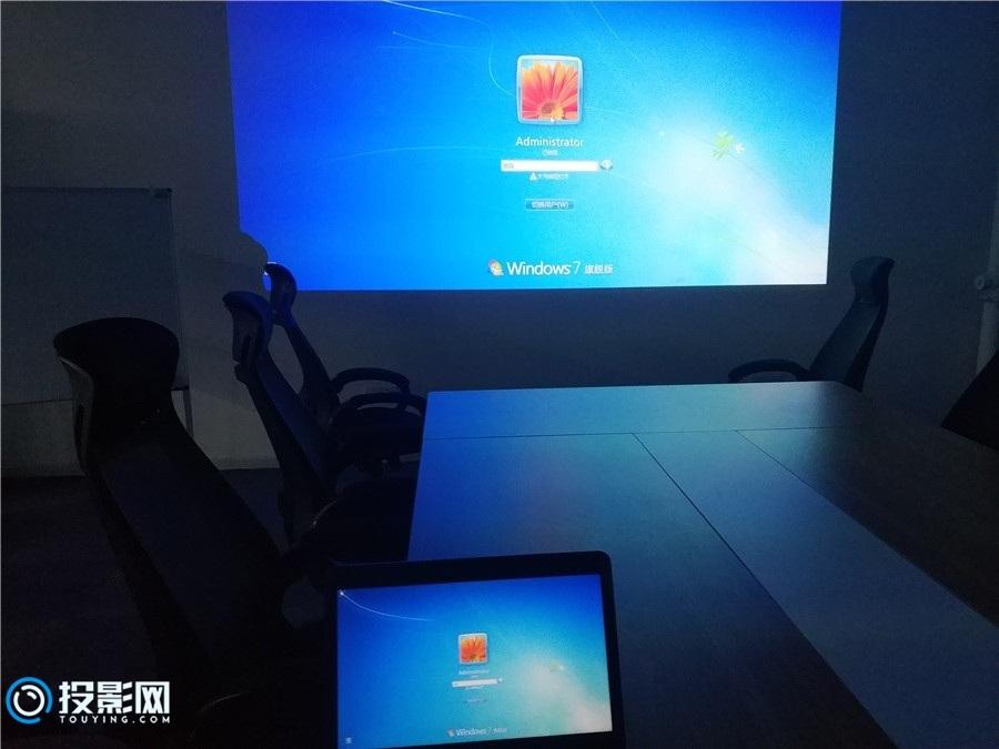 投影仪怎么连接电脑?详细操作步骤图文详解