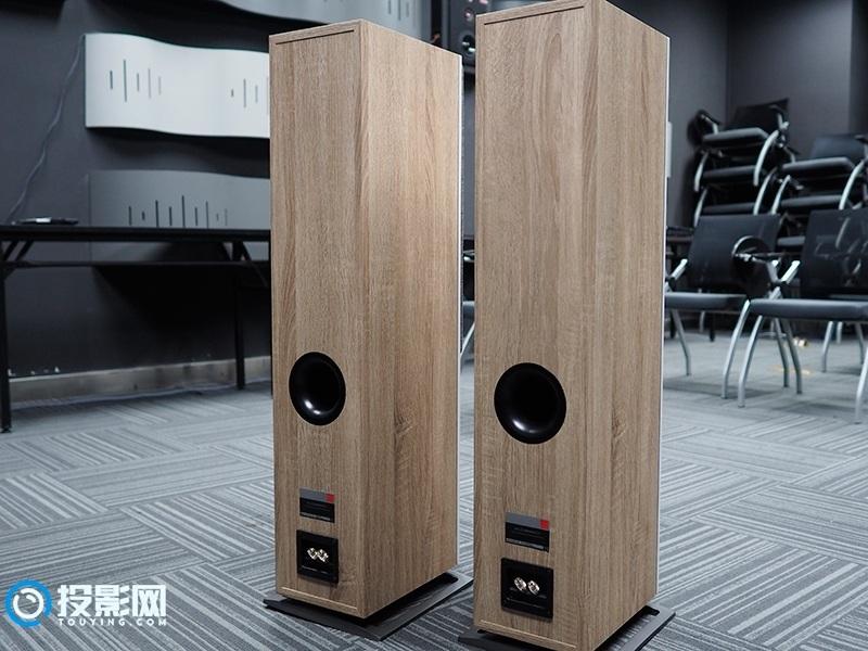 声音通透自然 DALI(达尼)OBERON(博睿)7落地音箱