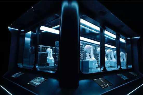 海底捞智慧餐厅首度曝光,1亿元打造五大黑科技!