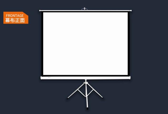 2019年超级划算的100英寸投影幕布推荐!