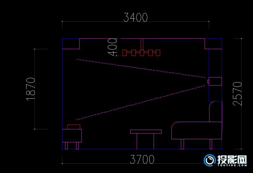 极米h2投影最佳距离,专业人士解答!