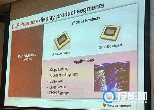 TI DLP更小1080p芯片领衔2019新品,一众创意新方案速览