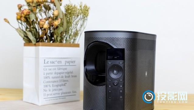 乐盼达T2更高亮的1080P级投影机