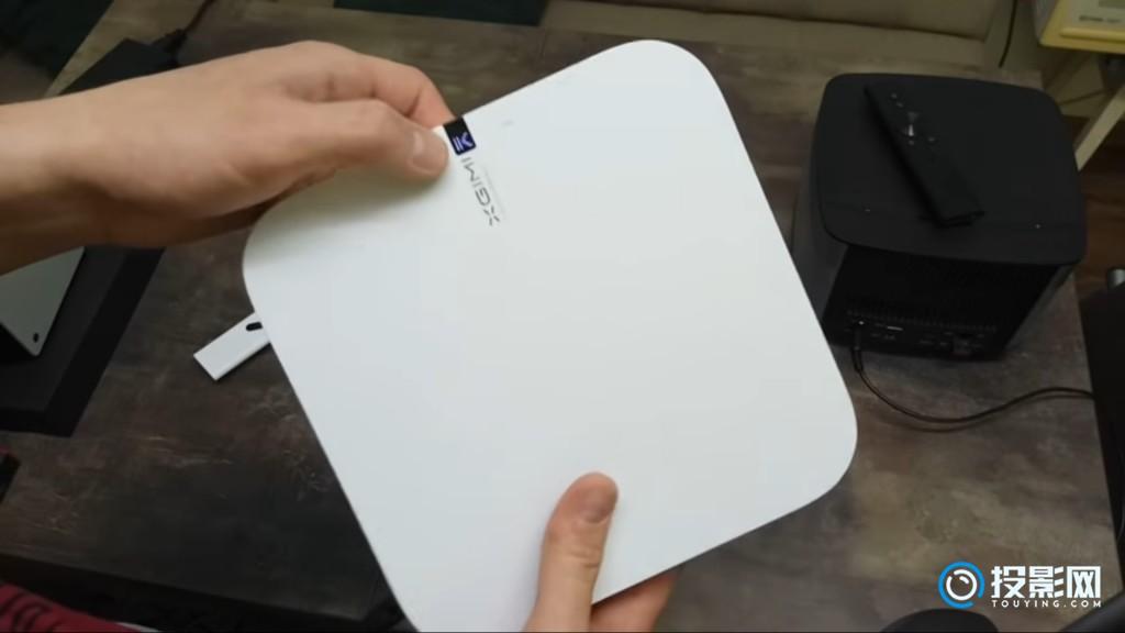 极米Z6使用评测:比较出色的微型投影仪!