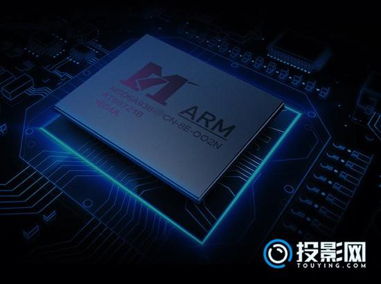 当贝投影F1的智能芯片史上最强,Mstar和Amlogic到底有何区别?
