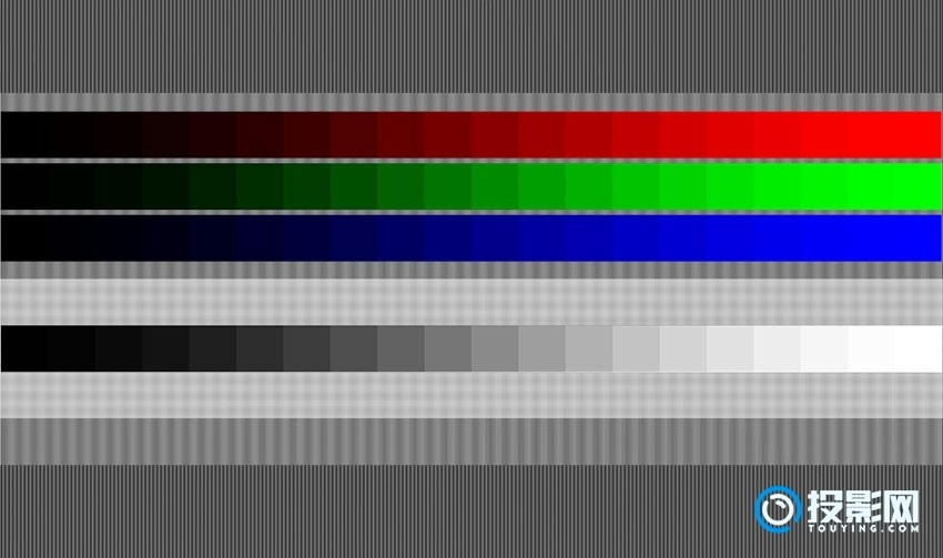 正确认识屏幕的对比度、均匀度、解析度