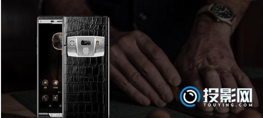 顶级轻奢投影手机VM4惊艳亮相