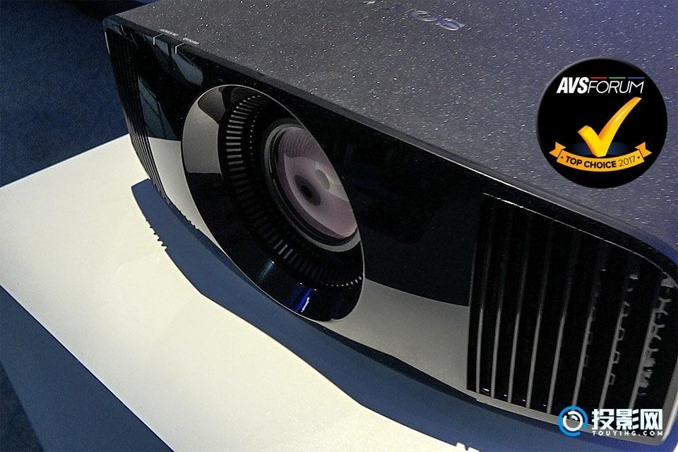 索尼VPL-VW285ES测评:索尼系列入门级4K产品
