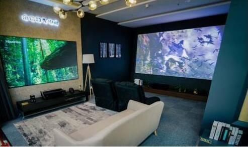 """70寸三色激光电视为2019年彩电市场带来新的""""看点"""""""