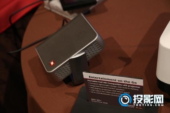 优派4K投影仪LS700-4K和X10-4K登场CES2019