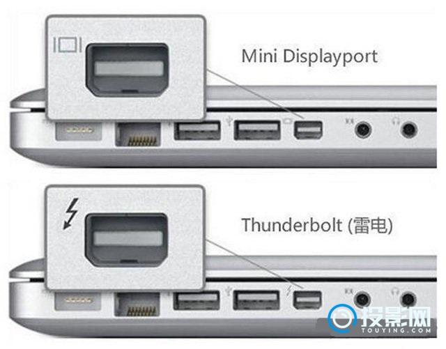 【玩机攻略】MAC OS/Win10/7笔记本电脑连接投影仪的方法