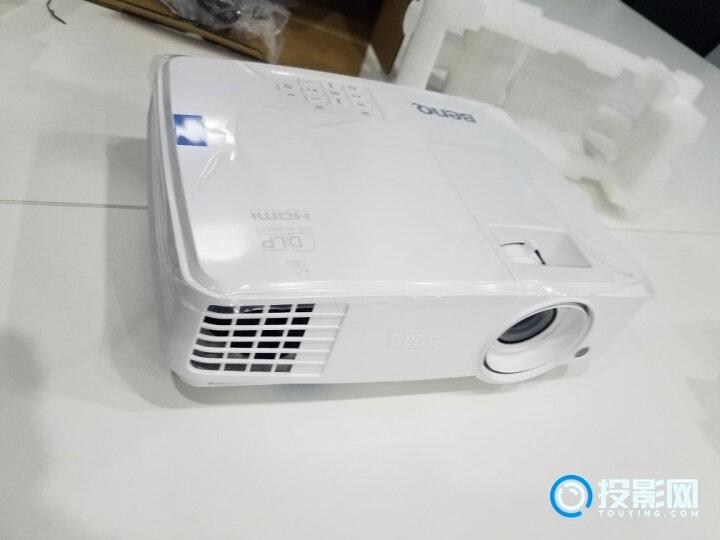 明基MX3291+投影仪体验测评:小型号的电影院