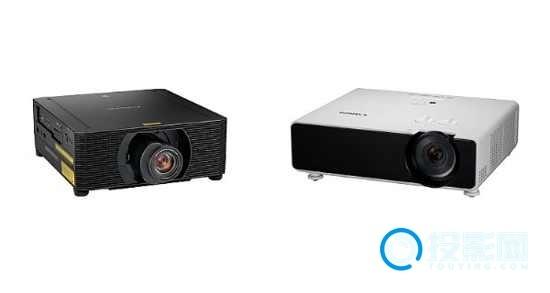 重磅新品佳能推两款4K LCos激光荧光投影机