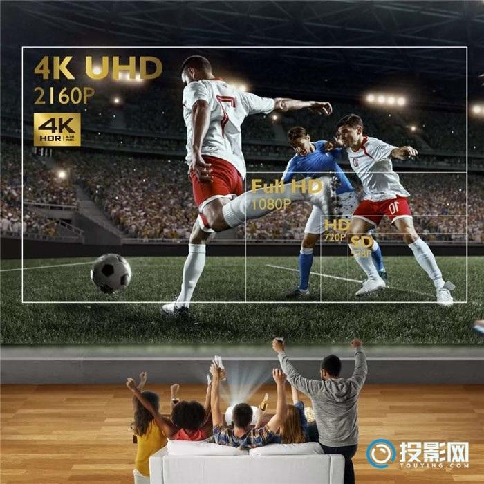 定义4K投影好色彩!DCI-P3广色域深入家用市场