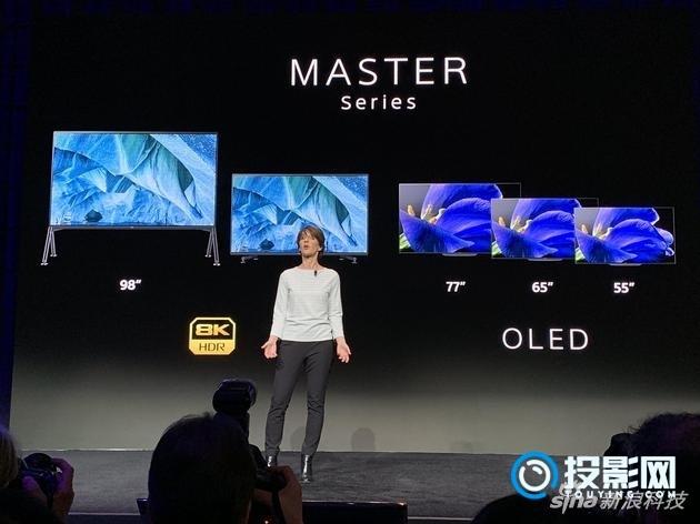 索尼画谛系列电视新品解读:A9G和Z9G都升级了什么?