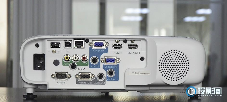 EPSONCB-2042投影机好不好?商务全能型的办公助手