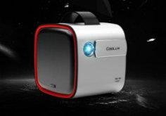酷乐视R4mini真高清1080P新品投影仪 售价3999元!