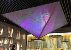 明基助力临汾市博物馆光影升级