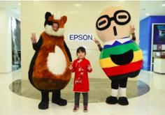 爱普生 创新科技 打造家庭教育新模式