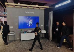 长虹三色4K激光显示技术再创新升级,达到顶级显示