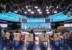 """海信和人民网在北京共同发起""""青少年护眼10小时""""科技行动"""