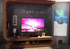 海信展出三色激光电视都为AI电视市场树立了新的标杆